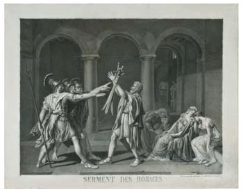 oath of horatii essay
