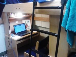 my desk space