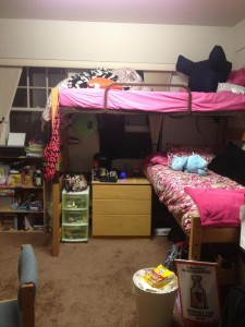 Our room almost complete (: