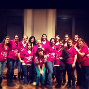 "KTs sponsored a musical talent competition, ""Augie's Top Voice"" to raise money for Camp Kesem this year on October 19."
