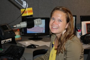 Alicia WGN Radio