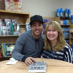 Alicia Oken and Pete Wentz