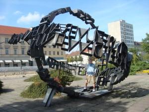 Art work of quotes in Potsdam