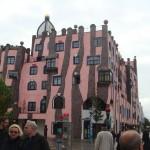 Hundertwasser's Last project