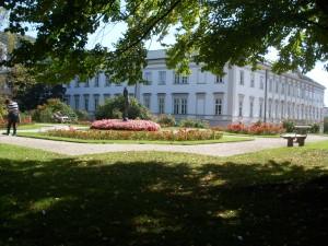 Salzburg. Mirabel Palace (and its Garden)