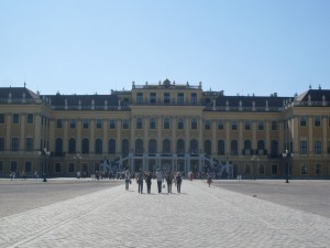 The Schönbrunn Palace in Vienna (and its Garden)