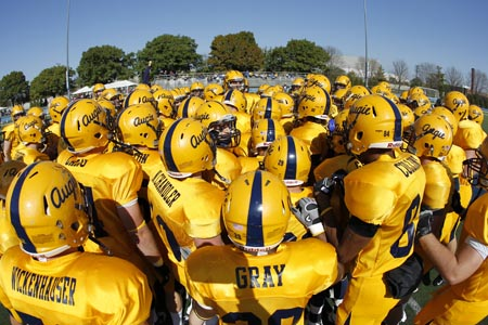Vikings gear up for rugged football schedule | Augustana College